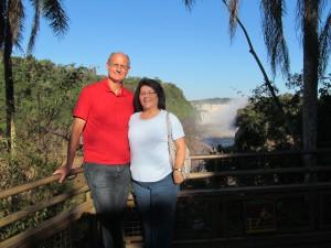 Iguassu Falls, Brazil/Argentina